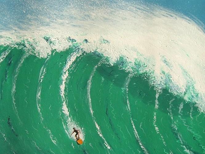 Geschichte des surfens