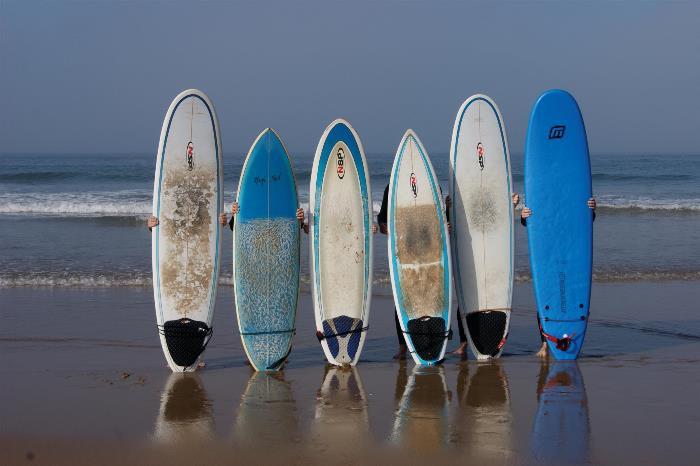 Funboard Surfboards