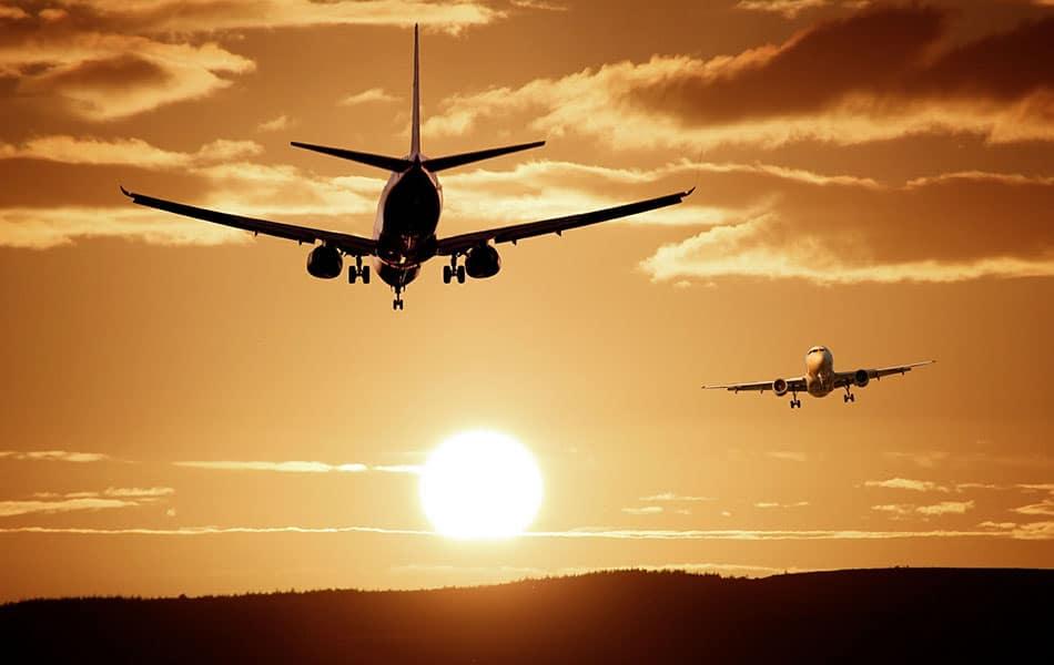 Überblick Airline Surfbrettrichtlinien