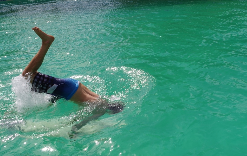 Duck Dive lernen surfen