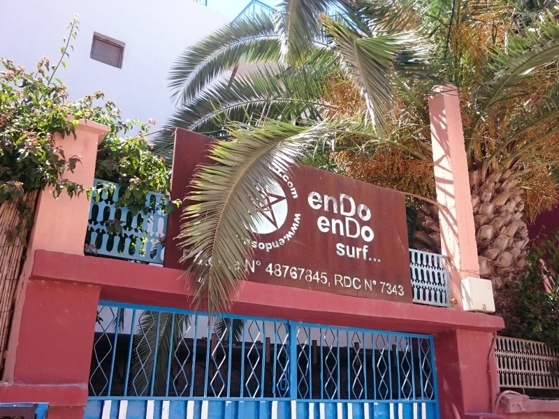 Endo Surf Camp Marokko