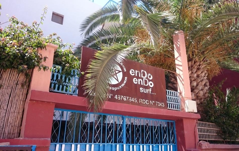 Endo Surf Camp Marokko