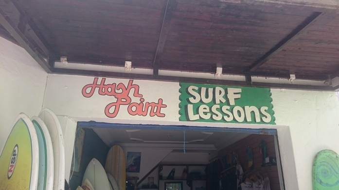 Hash Point Surfspot Taghazout