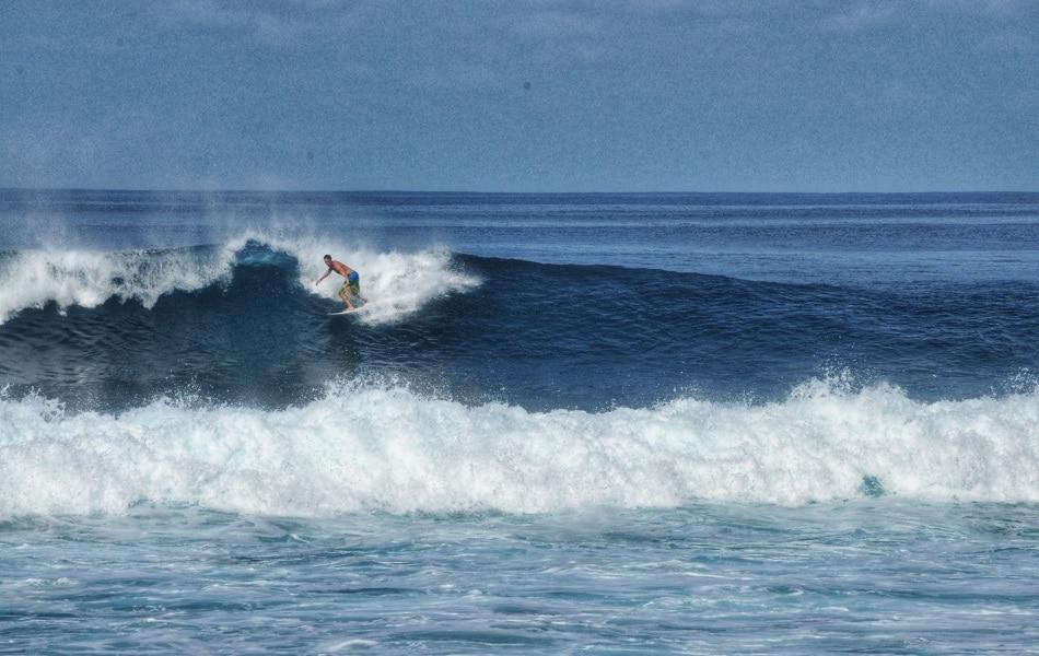 Surfen Indonesien