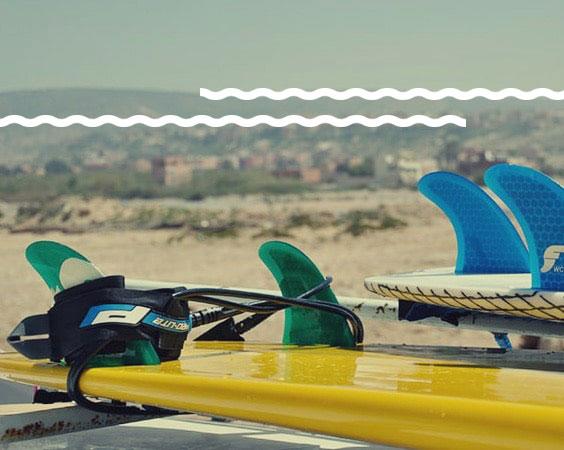Surf Ausrüstung