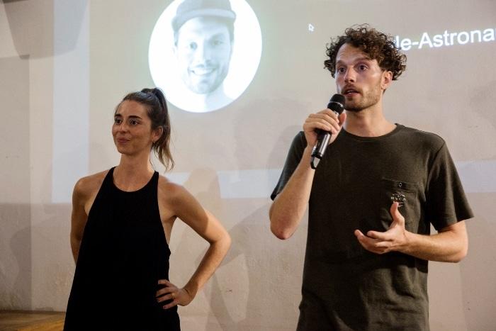 Kira Rafi Vortrag Coworking Space Dojo