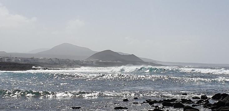 Surfspot Lanzarote El Centro