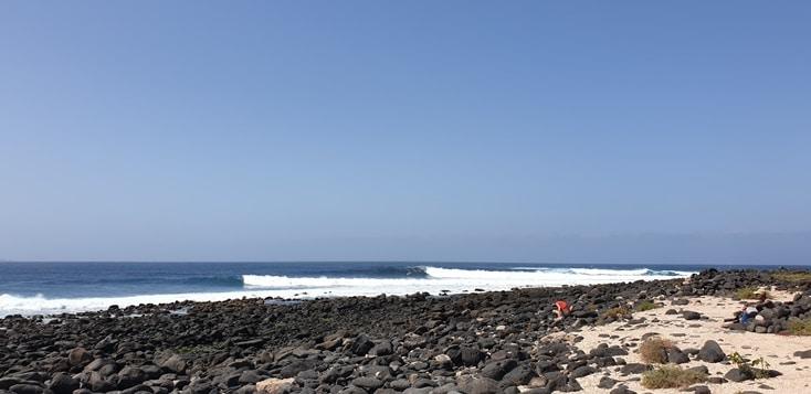 Surfspot Lanzarote Morro Negro
