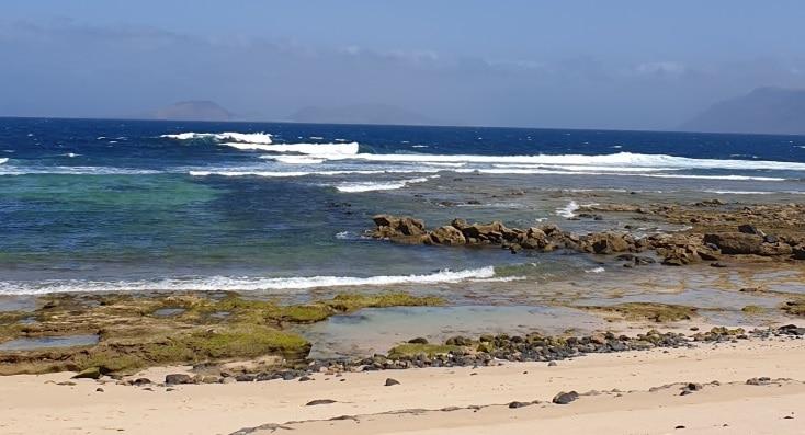 Surfspot Lanzarote San Juan
